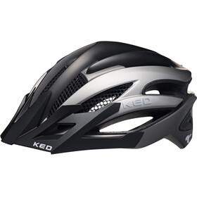KED Wayron PRO Visor Helmet Black Anthracite Matt